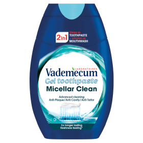 Vademecum 2:1 fogkrém Advanced clean 75ml