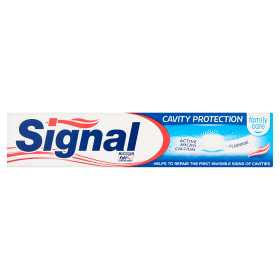 SIGNAL FAMILY CAVITY PROTECTION FOGKRÉM 75ML