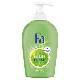 Fa foly. krémszappan Hygiene&Fresh Lime 250ml