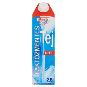 Magic Milk laktózmentes UHT tej 2,8% 1 l