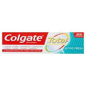 Colgate fogkrém 75ml Total Active Fresh