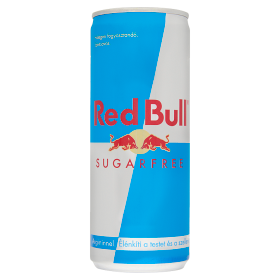 RED Bull Cukormentes 250ml DOB