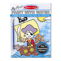 Melissa & Doug - My First Paint with Water - Boy