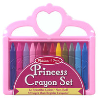 Melissa & Doug - Crayon Set - Princess