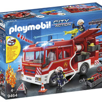 Playmobil - City Action - Fire Engine - 9464