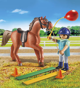 Playmobil - Country - Horse Therapist - 9259
