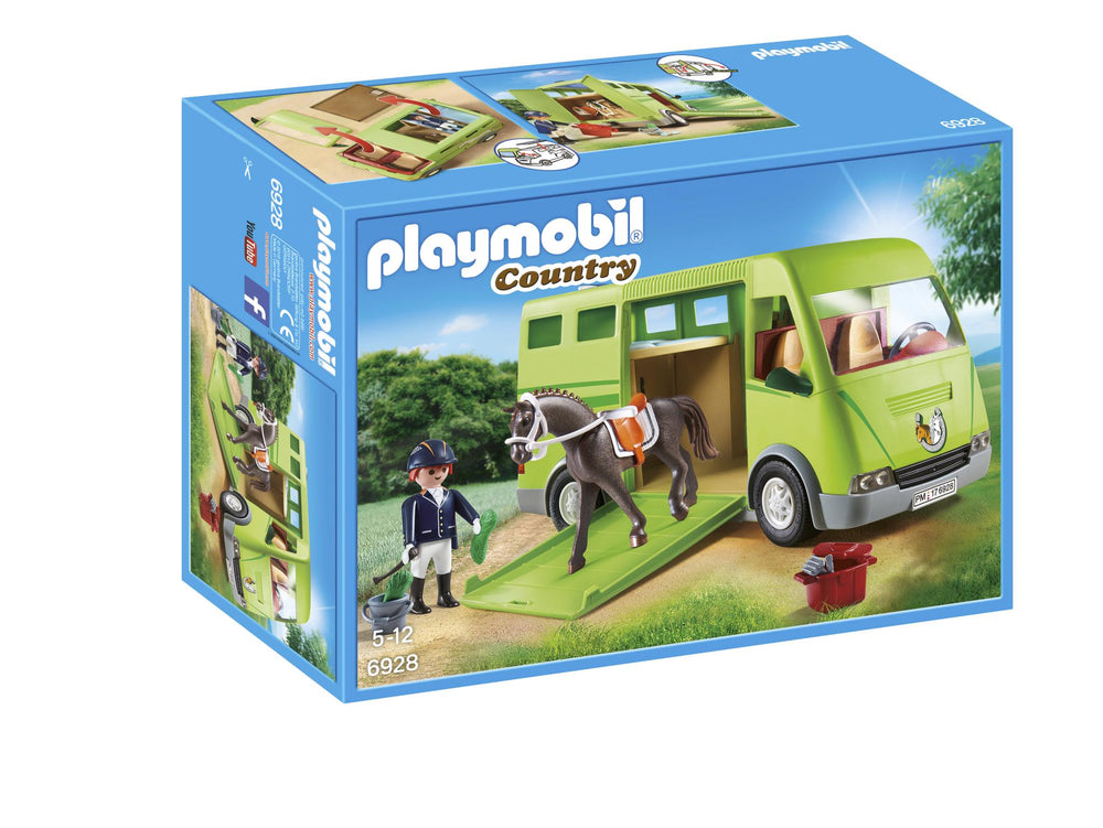 Playmobil - Country - Horse Transporter - 6928