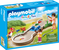 Playmobil - Family Fun - Mini Golf - 70092