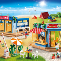 Playmobil - Family Fun - Campground - Large - 70087