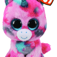Ty Beanie Boo - Regular - Gumball the Unicorn