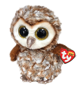 Ty Beanie Boo  - Regular - Percy the Owl