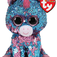 Beanie Boo Flippable - Celeste the Unicorn - Regular