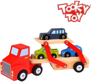 Tooky Toy Car Carrier