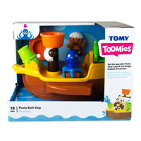 Tomy Toomies - Pirate Bath Ship