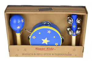 Kaper Kidz -  Musical Set 3pc Star