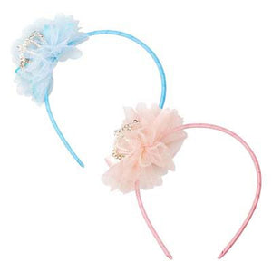 Pink Poppy - Princess Heirloom Headband