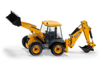 Siku - JCB Backhoe Loader -  SI3558