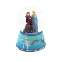 Pink Poppy - Frozen 2 - Musical Snowglobe - Anna and Elsa