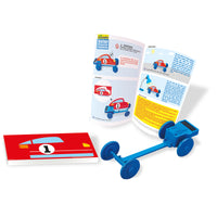 4M - Thinking Kits - Solar Powered Vehicle