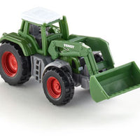 Siku - Fendt Tractor with Front Loader -  SI1039