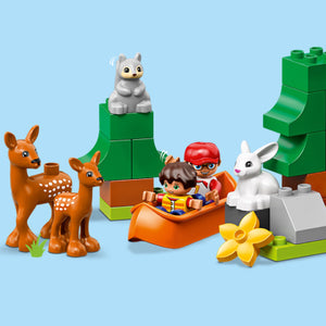 LEGO® DUPLO® - World Animals