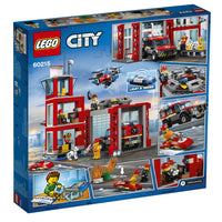 LEGO® City - Fire Station