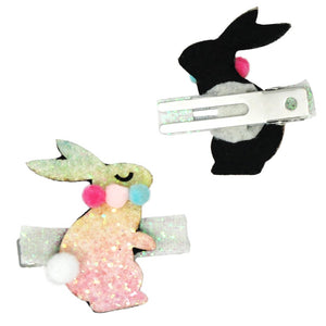Pink Poppy - Party Bunny Hair Slide