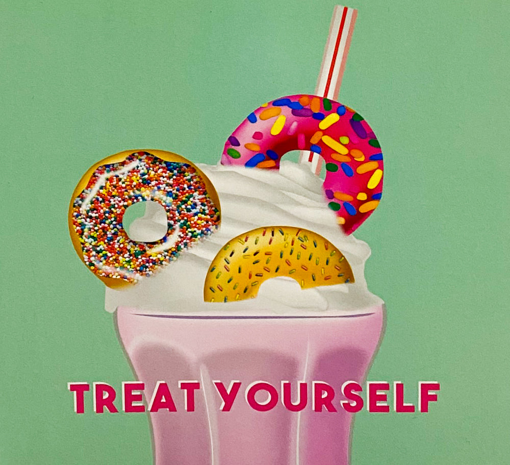Card - Treat Yourself