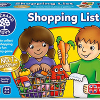 Orchard Game - Shopping List Game