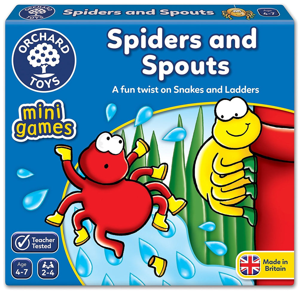 Orchard Mini Game - Spiders & Spouts