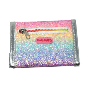 Pink Poppy - Glitter Wallet Assorted