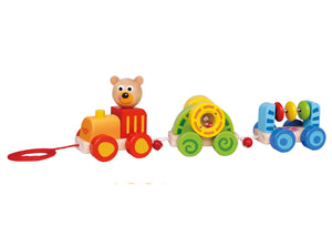 Kaper Kidz - Pull Along Little Bear Train
