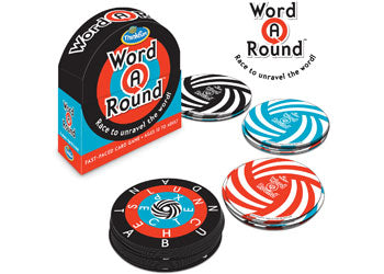 Thinkfun - Word A Round Game