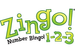 Thinkfun Zingo - 1-2-3 Bingo