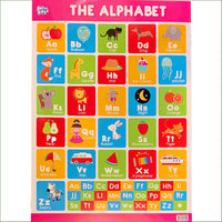 Anker Play - Education Chart - The Alphabet