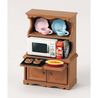 Sylvanian - Cupboard With Oven
