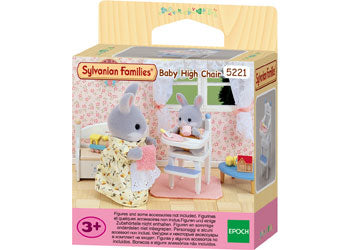 Sylvanian - Baby High Chair