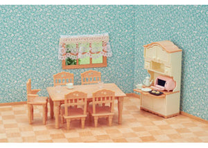 Sylvanian - Dining Room Set