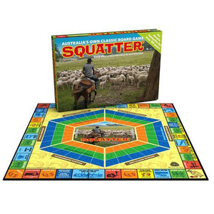 Squatter Board Game