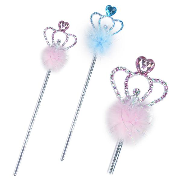 Pink Poppy - Wand - Princess Sparkle