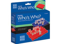 Blue Opal - Who's Who Travel Game