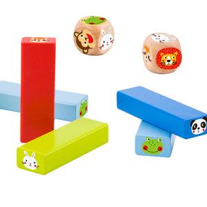 Tooky Toys - Stacking Game Animal