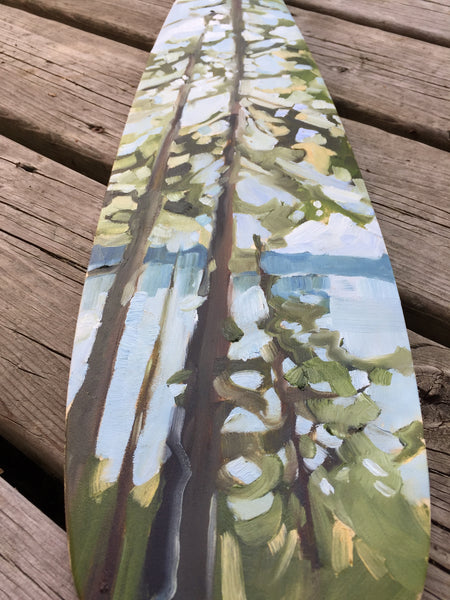 Forest Filter Paddle