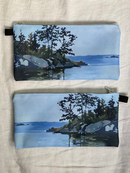 Rock & Trees Pencil Case