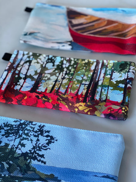 Pine Reflections Pencil Case