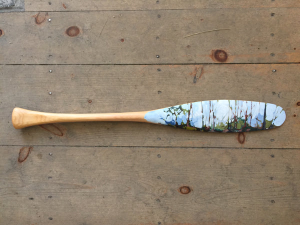 Sleeping Forest Paddle