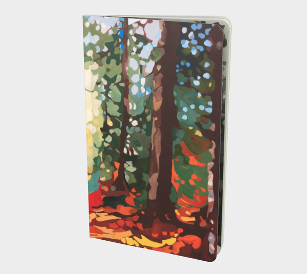 Forest Notebook (blank)