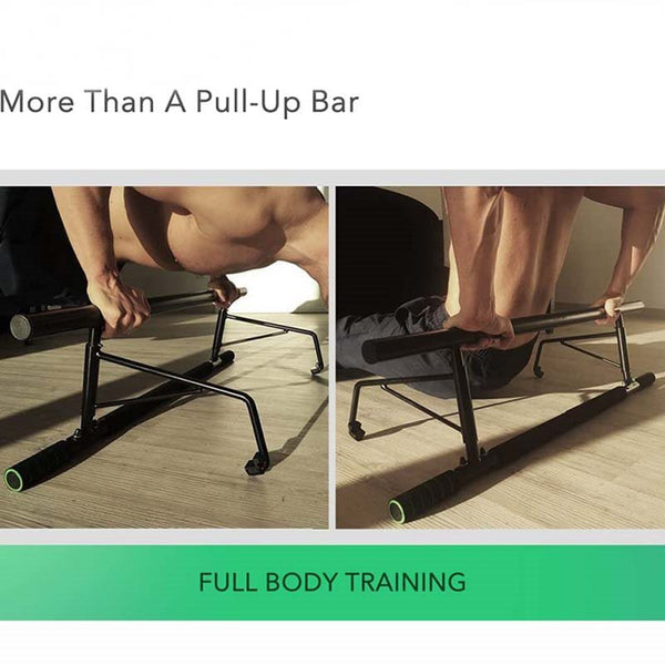 4 in 1 Doorway Trainer – Raised Height Pull Up Bar
