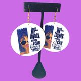 Black Girl Magic Earrings