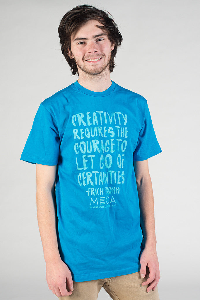 Creativity Requires Courage Shirt